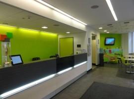 Lokal 600 m2 - usługi medyczne