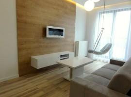 Luksusowy apartament 52 m2 nad Odrą